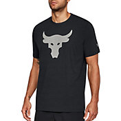 Under Armour Men's Project Rock Stealth Bull Graphic T-Shirt