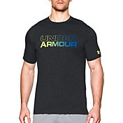 Under Armour Men's Gradient Wordmark Graphic T-Shirt