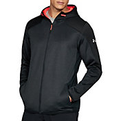 Under Armour Men's ColdGear Reactor Full Zip Long Sleeve T-Shirt