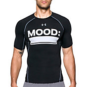 Under Armour Men's HeatGear Mood Graphic Compression T-Shirt