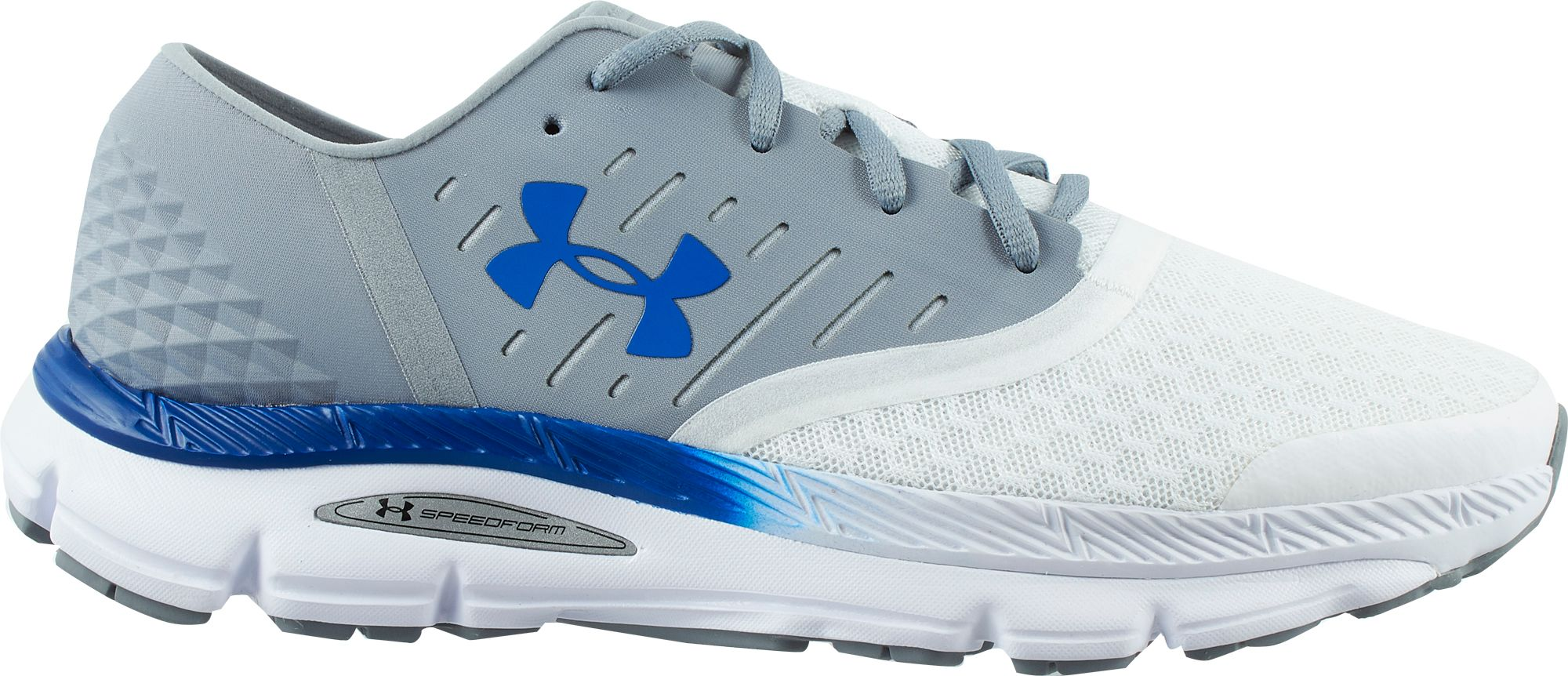 under armour running shoes white. under armour men\u0027s speedform intake running shoes white p