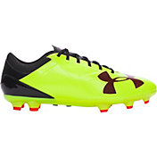Under Armour Men's Spotlight DL FG Soccer Cleats
