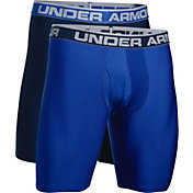 Under Armour Men's Original Series 9'' Boxerjock Boxer Briefs – 2 pack