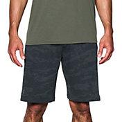 Under Armour Men's Sportstyle Camo Fleece Sweatshorts