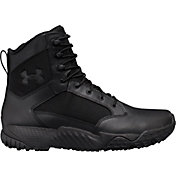Under Armour Men's Stellar 8'' Side-Zip Tactical Boots