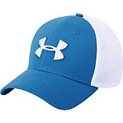 Under Armour Threadborne Mesh Golf Hat