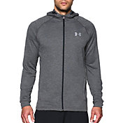Under Armour Men's Tech Terry Fitted Full Zip Hoodie
