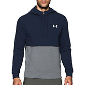 Under Armour Men's Threadborne Fleece 1/2 Zip Hoodie