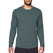 Under Armour Men's Threadborne Knit Henley Shirt