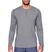 Under Armour Men's Threadborne Knit Henley Shirt