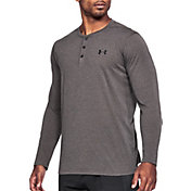 Under Armour Men's Threadborne Siro Henley Long Sleeve Shirt
