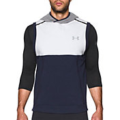 Under Armour Men's Threadborne Fleece Sleeveless Pullover