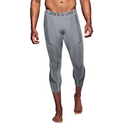 Under Armour Men's Threadborne Seamless ¾ Length Leggings