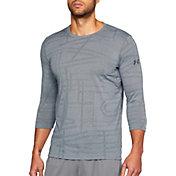 Under Armour Men's Threadborne Siro Utility ¾ Length Sleeve Shirt