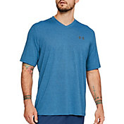 Under Armour Men's Threadborne Siro Novelty Heather V-Neck T-Shirt