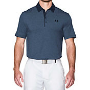 Under Armour Men's Tips Golf Polo