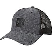 Under Armour Men's Twist Print Pro Trucker Hat