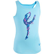 Under Armour Toddler Girls' Prima Dancer Tank Top