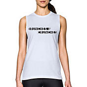 Under Armour Women's Brunch Crunch Graphic Muscle Tank Top