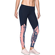 Under Armour Women's ColdGear Armour Graphic Print Leggings