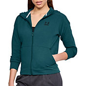 Under Armour Women's Threadborne 24/7 Full Zip Hoodie
