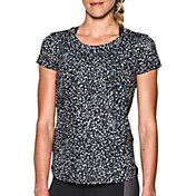 Under Armour Women's Printed Fly-By Running T-Shirt