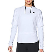 Under Armour Women's Featherweight Fleece 2-in-1 Hoodie