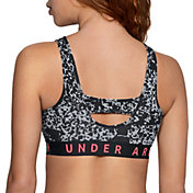 Under Armour Women's Favorite Cotton Everyday Heather Sports Bra