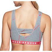 Under Armour Women's Favorite Cotton Everyday Heather Sports Bra