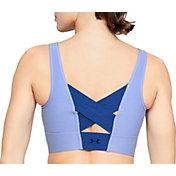 Under Armour Women's Favorite Everyday Cotton Sports Bra Top
