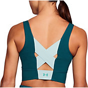 Under Armour Women's Favorite Everyday Cotton Sports Bra Top