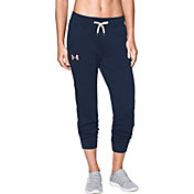 Under Armour Favorite Fleece Wordmark Graphic Pants