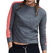 Under Armour Women's Favorite Mesh Graphic Long Sleeve Shirt