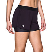 Under Armour Women's HeatGear® Armour 2-In-1 Shorts