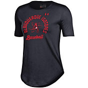 Under Armour Women's Albuquerque Isotopes Black Tech Performance T-Shirt