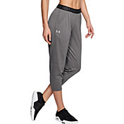 Under Armour Women's Play Up Solid Capris