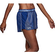 Under Armour Women's Novelty Play Up Shorts 2.0