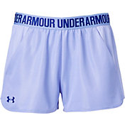 Under Armour Women's Metallic Play Up Shorts