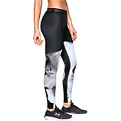 Under Armour Women's Roga Engineered Running Leggings