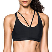 Under Armour Women's Strappy Front Sports Bra