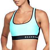 Under Armour Women's Armour Medium Impact Crossback Sports Bra