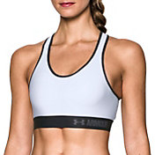 Under Armour Women's Mid Graphic Sports Bra