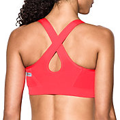 Under Armour Women's Threadborne Solid Crossback Sports Bra