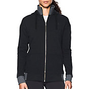 Under Armour Women's Threadborne Full Zip Sweatshirt