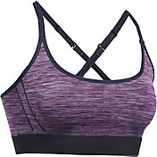 Under Armour Women's Threadborne Seamless Low Pop Sports Bra
