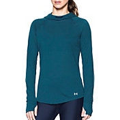 Under Armour Women's Threadborne Run Mesh Hoodie