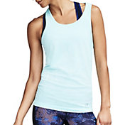 Under Armour Women's Threadborne Seamless Heathered Tank Top