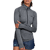 Under Armour Women's Threadborne Train Twist Print ½ Zip Long Sleeve Shirt