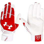 Under Armour Women's Motive Batting Gloves 2018