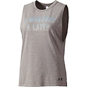 Under Armour Women's Workout Latte Muscle Tank Top